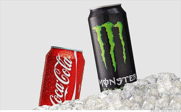Coca Cola xMonster
